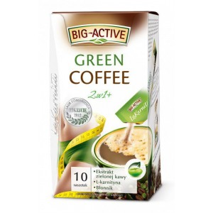 Green Coffee 2w1 Big-Active