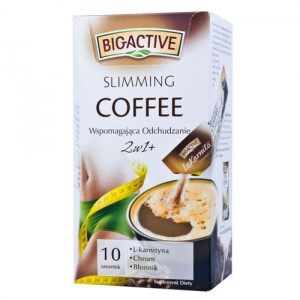Slimming Coffee 2w1+